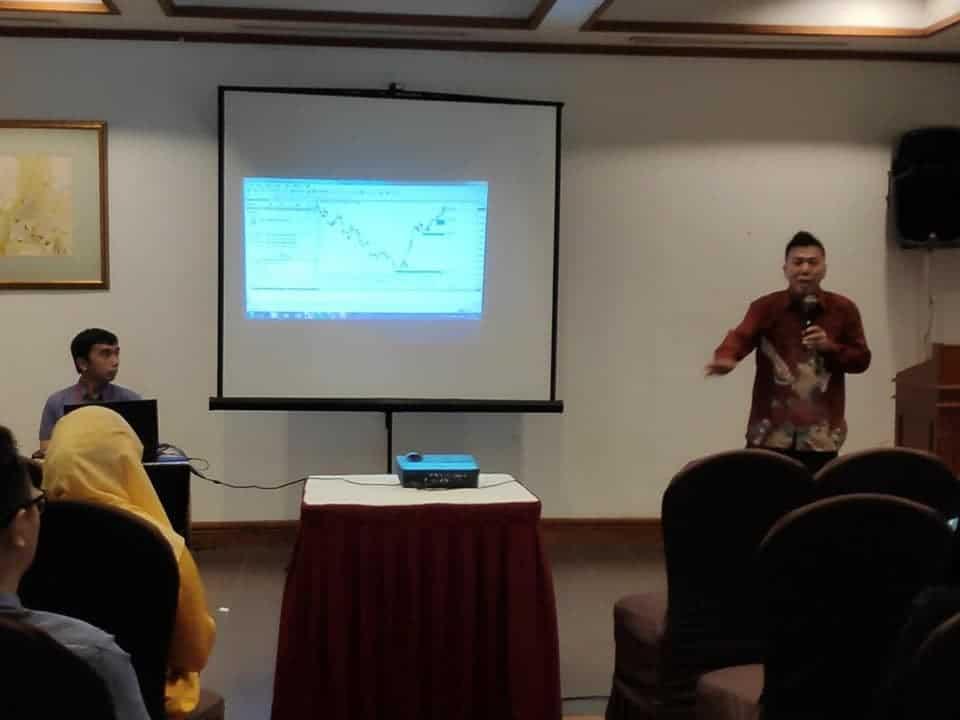 Seminar Pelatihan Forex 1
