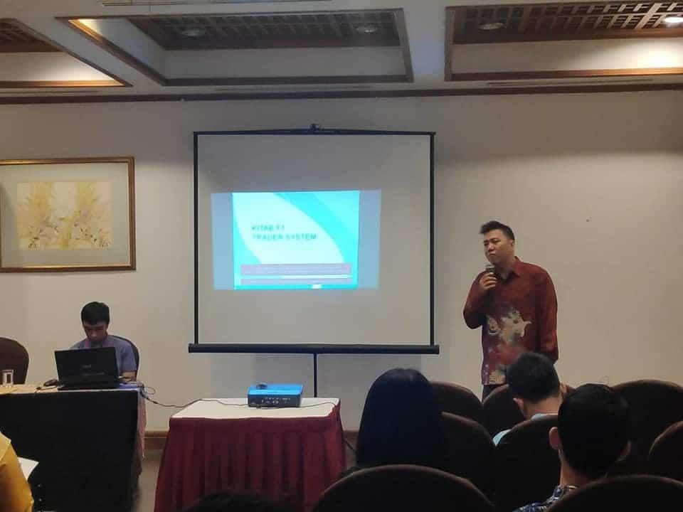 Seminar Pelatihan Forex 2