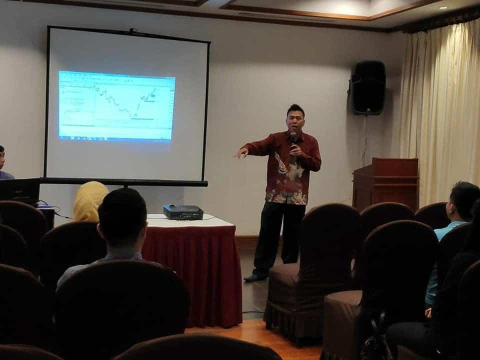 Seminar Pelatihan Forex 3