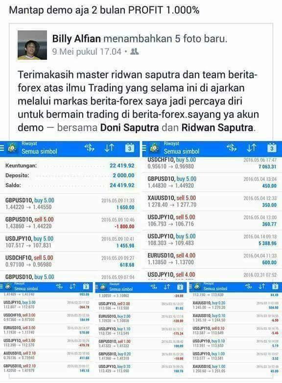 Sekolah Forex Trading di Indonesia