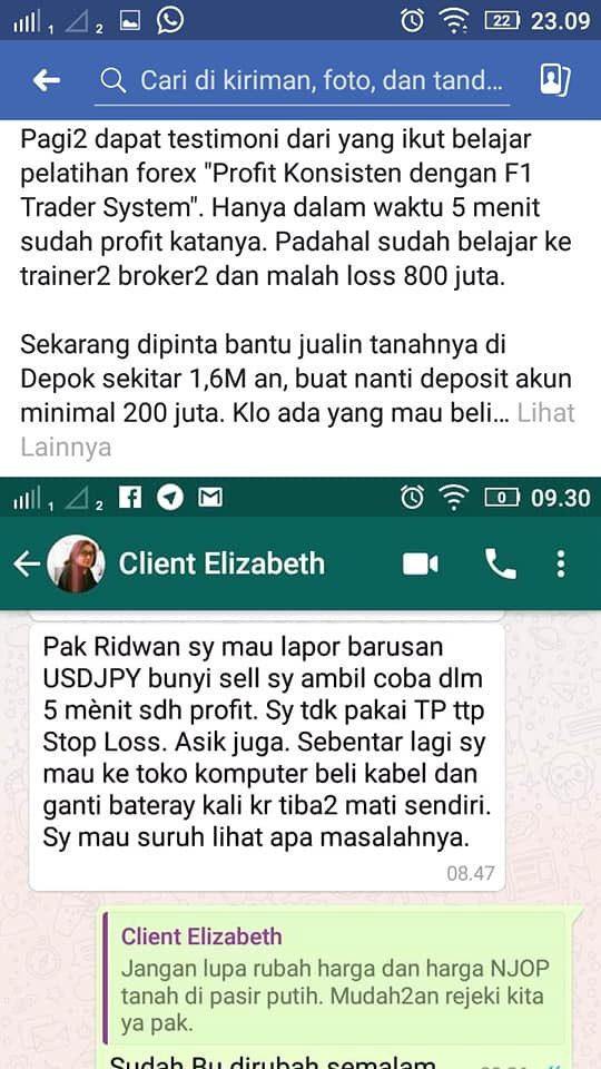 forex apakah judi pelatihan forex di indonesia