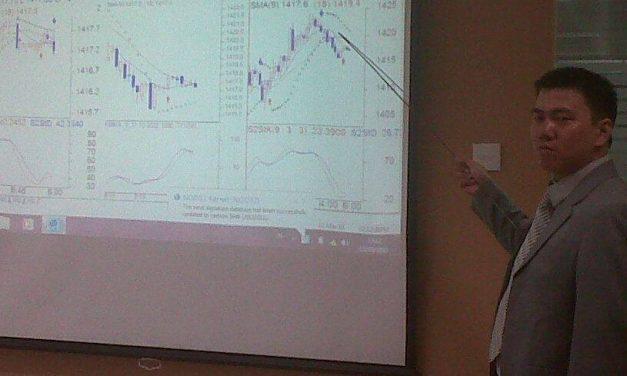 Seminar Trading Emas Di Tapin